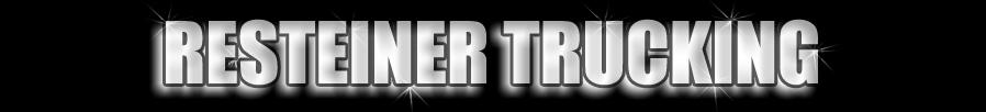 Resteiner Trucking | (989) 345-1718